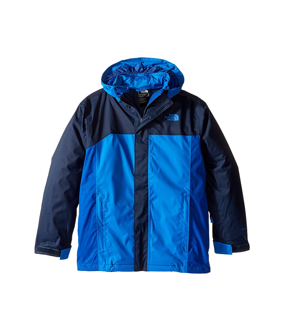 The North Face Kids - Boundary Triclimate Jacket (Little Kids/Big Kids) (Cosmic Blue) Boy's Coat