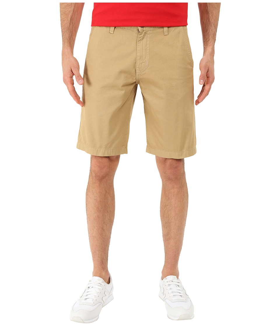 Rustic Dime - Chino Shorts in Khaki (Khaki) Men