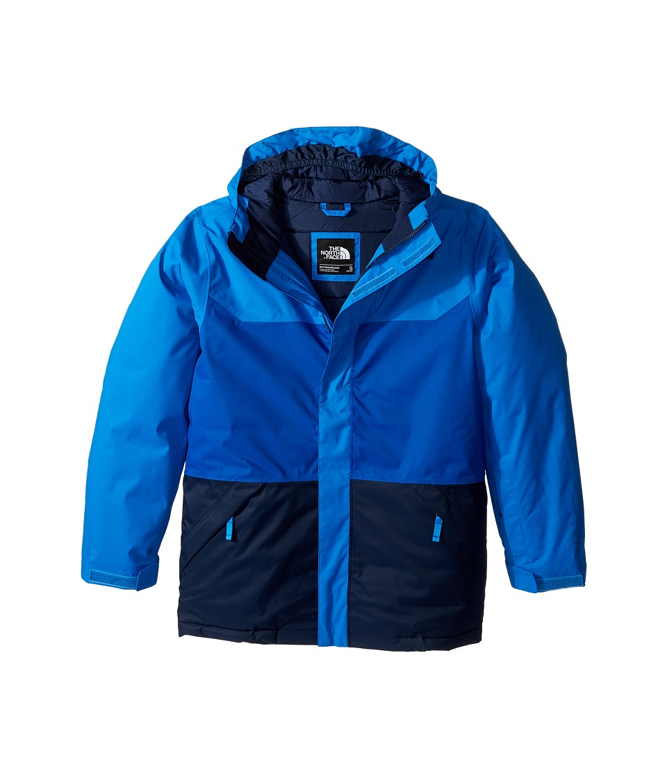The North Face Kids - Brayden Insulated Jacket (Little Kids/Big Kids) (Jake Blue) Boy's Coat