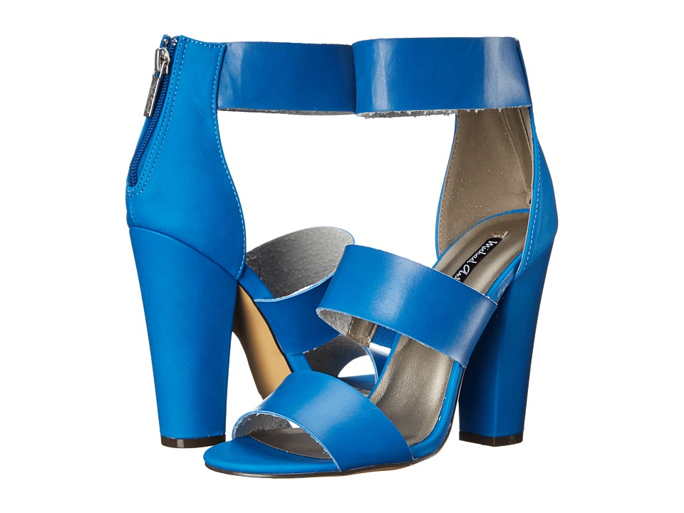 Michael Antonio - Joxy (Blue) High Heels