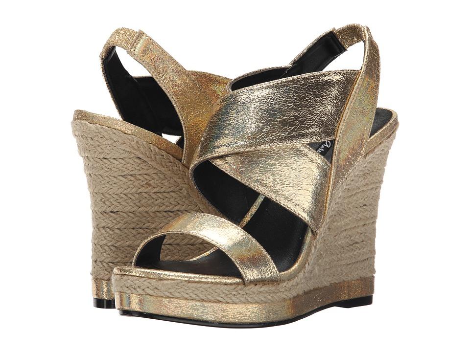 Michael Antonio - Gerey - Metallic (Gold) Women's Shoes