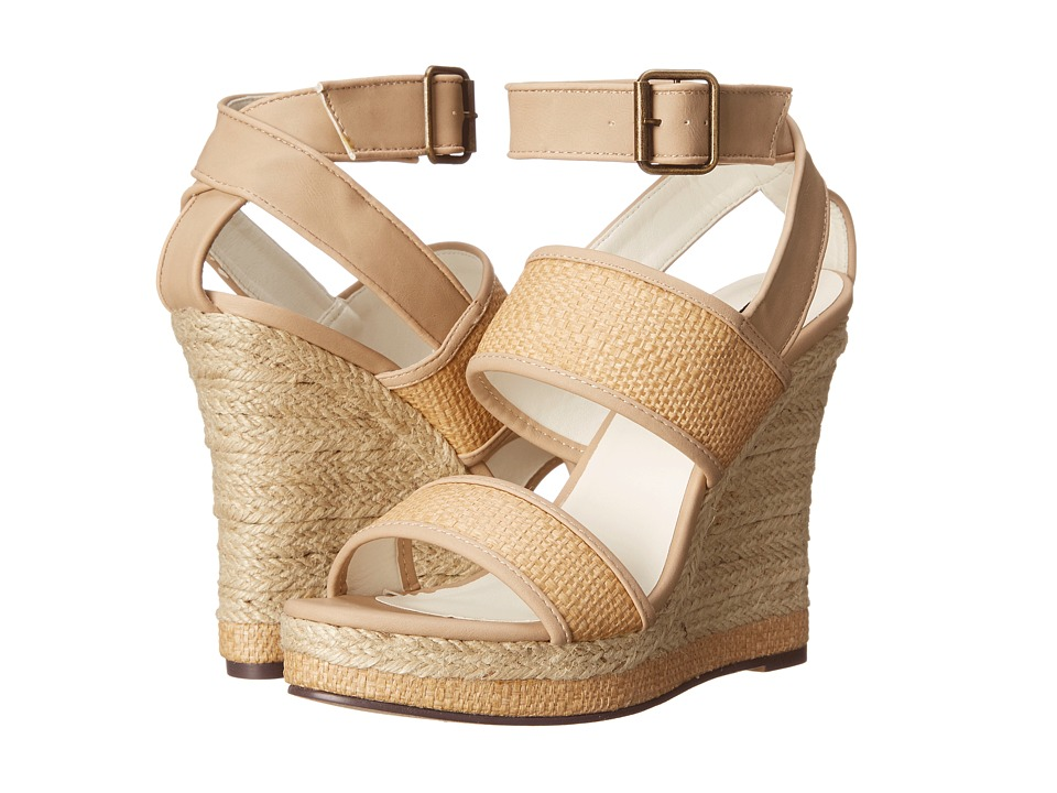 Michael Antonio - Galah (Natural) Women's Wedge Shoes