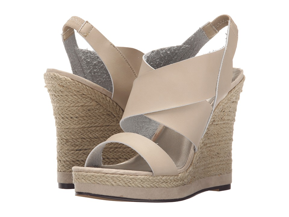 Michael Antonio - Gerey (Natural) Women's Wedge Shoes