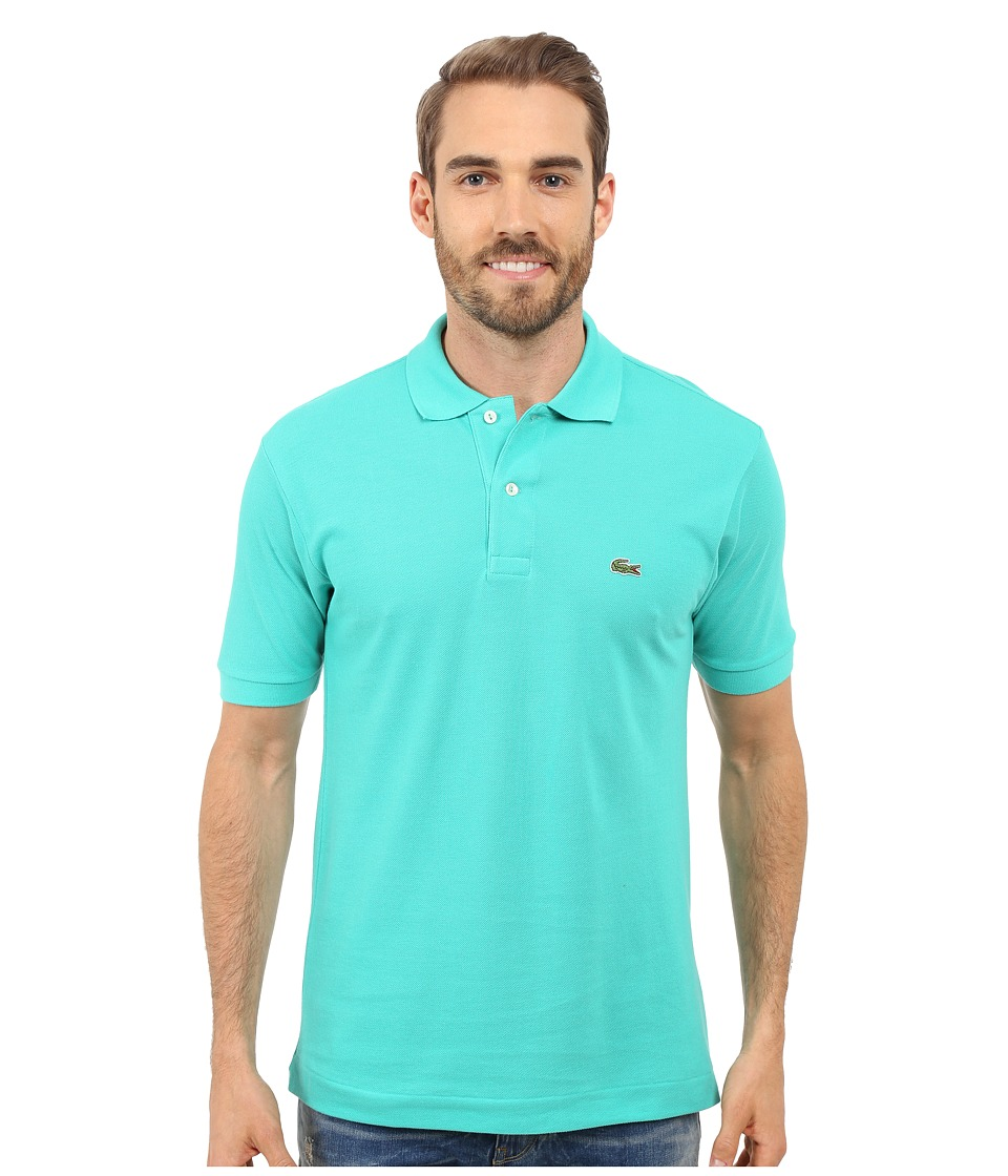 Lacoste - L1212 Classic Pique Polo Shirt (Papeete) Men's Short Sleeve Knit