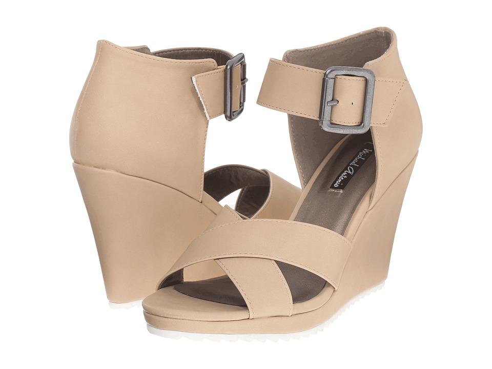 Michael Antonio - Gratia (Natural) Women's Wedge Shoes