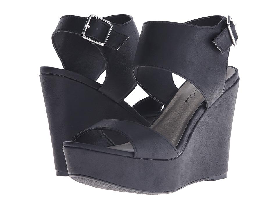 Michael Antonio - Andres (Black) Women's Wedge Shoes