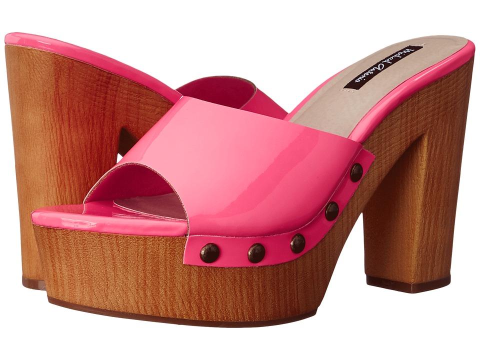 Michael Antonio - Terbs - Patent (Pink) High Heels