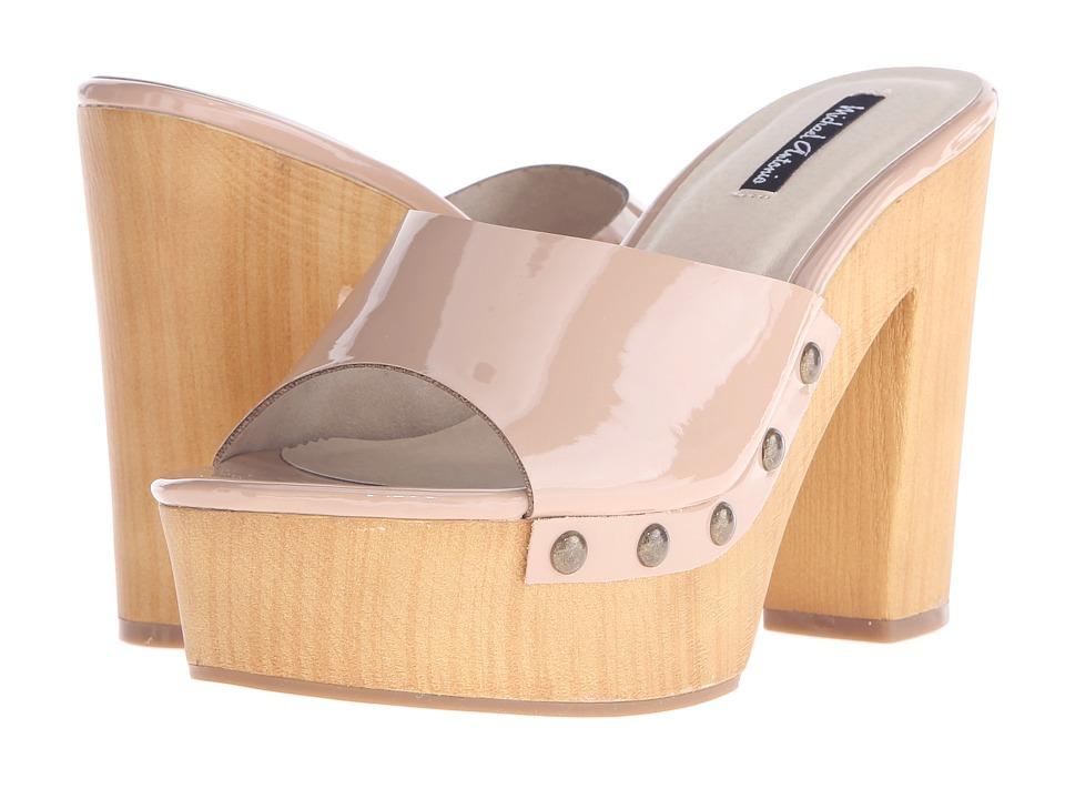 Michael Antonio - Terbs - Patent (Nude) High Heels