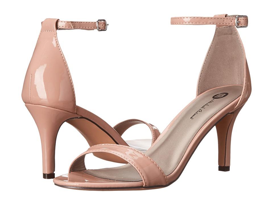 Michael Antonio Ramos Patent (Nude) High Heels