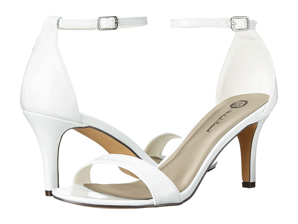 Michael Antonio - Ramos - Patent (White) High Heels