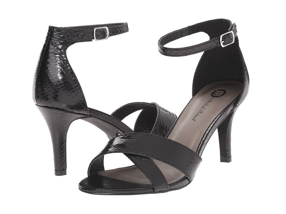 Michael Antonio - Rees - Snake (Black) High Heels