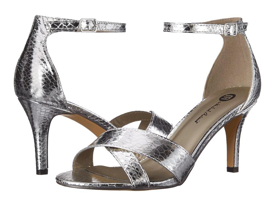 Michael Antonio - Rees - Snake (Silver) High Heels