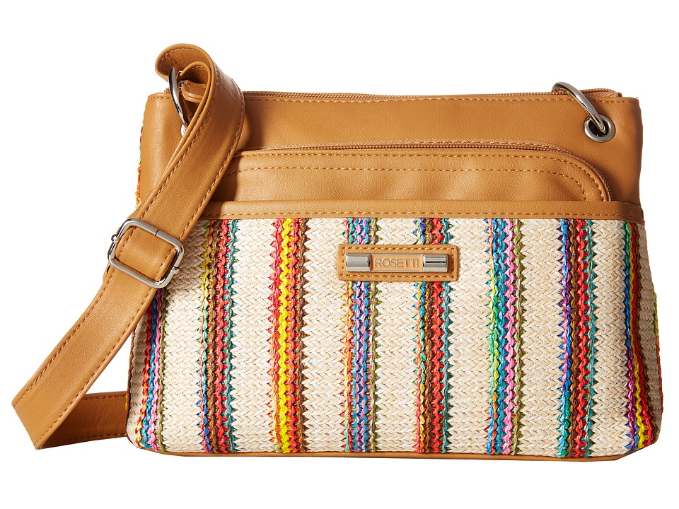 Rosetti - Gilda Mini Crossbody (Rockaway Straw) Cross Body Handbags