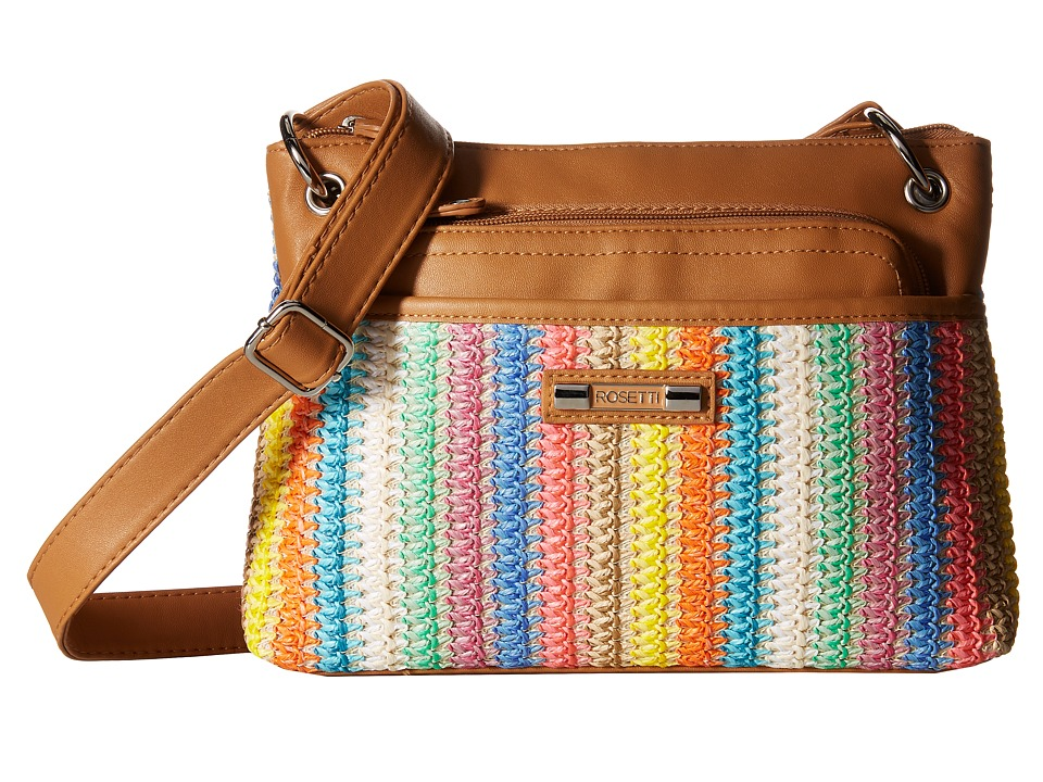 Rosetti - Gilda Mini Crossbody (Venice Straw) Cross Body Handbags