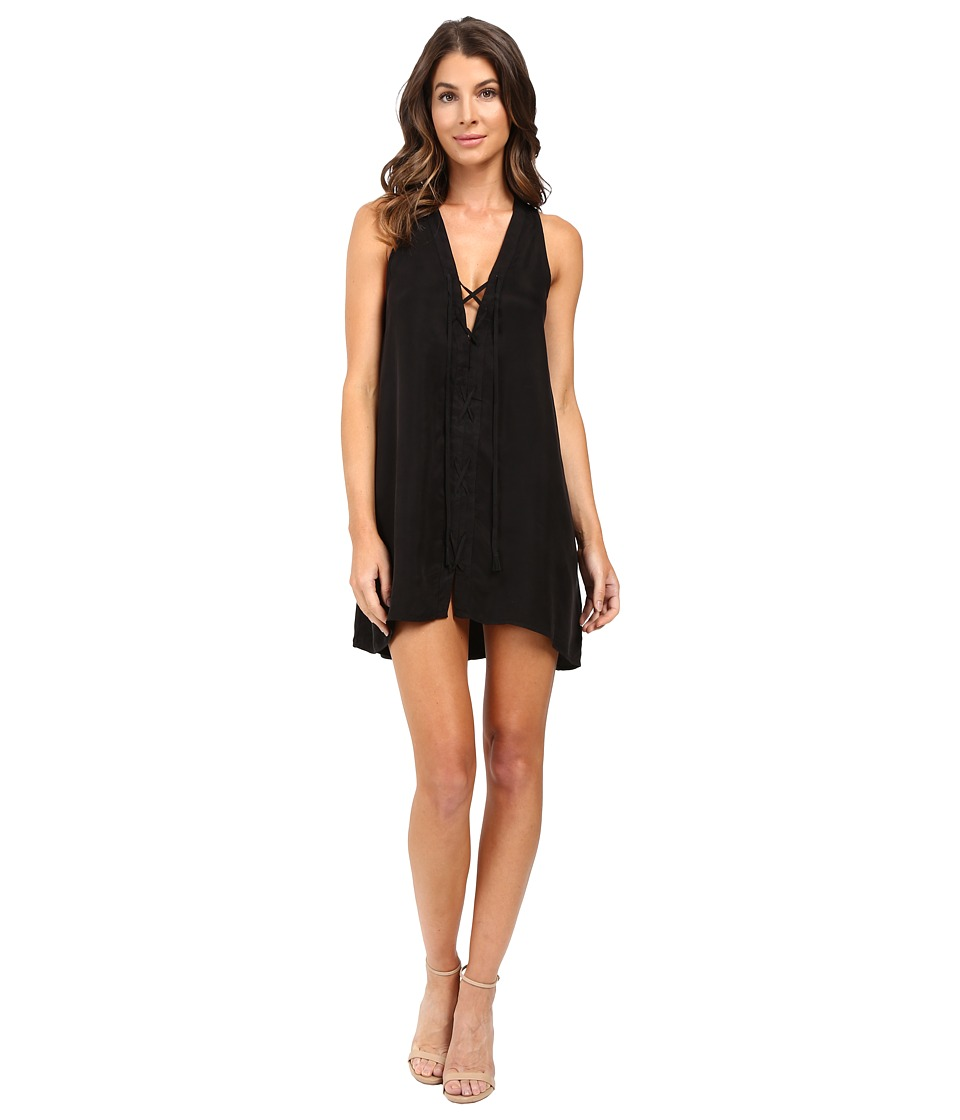 Young Fabulous & Broke - Alt Dress (Black) Women's Dress