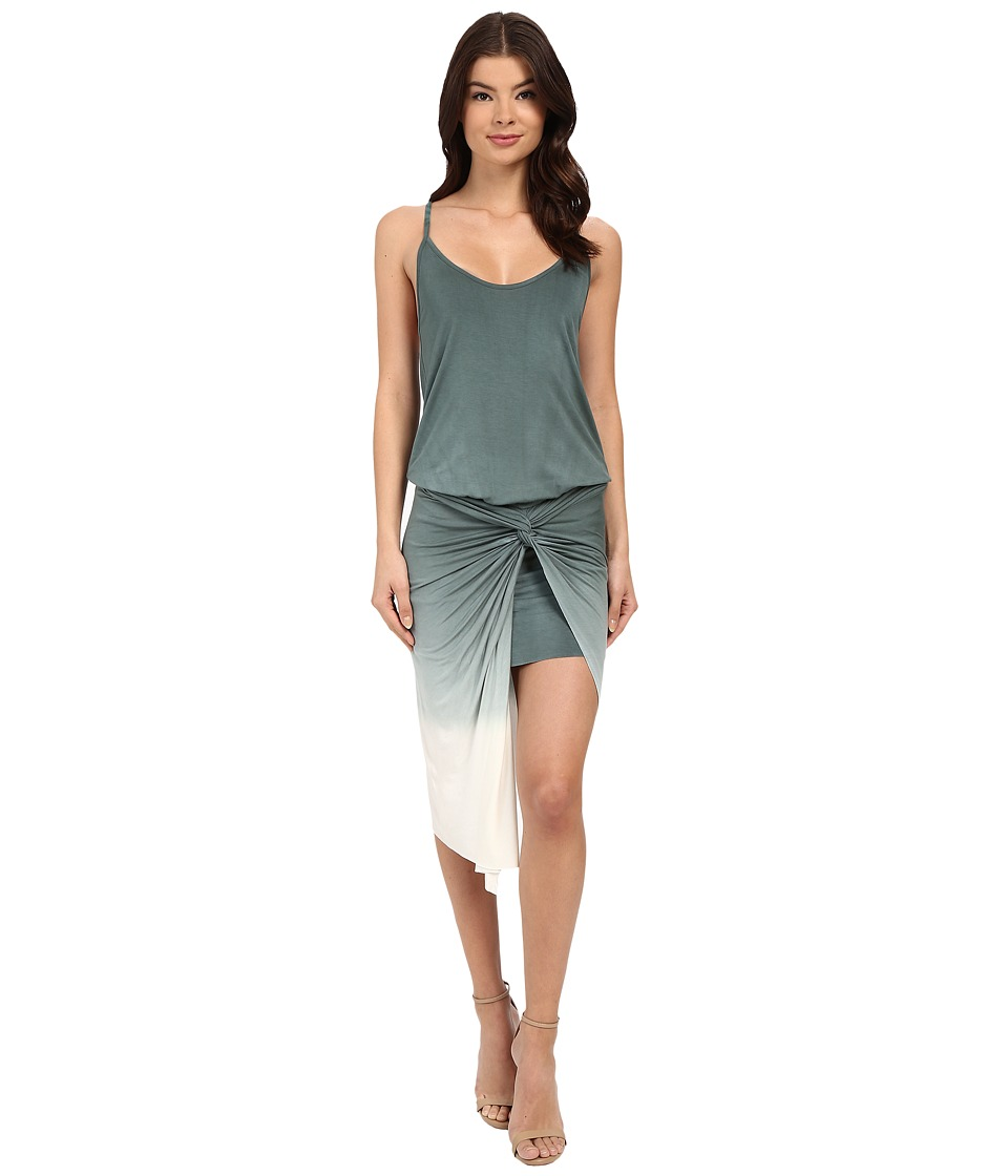 Young Fabulous & Broke - Kulani Dress (Olive) Women's Dress