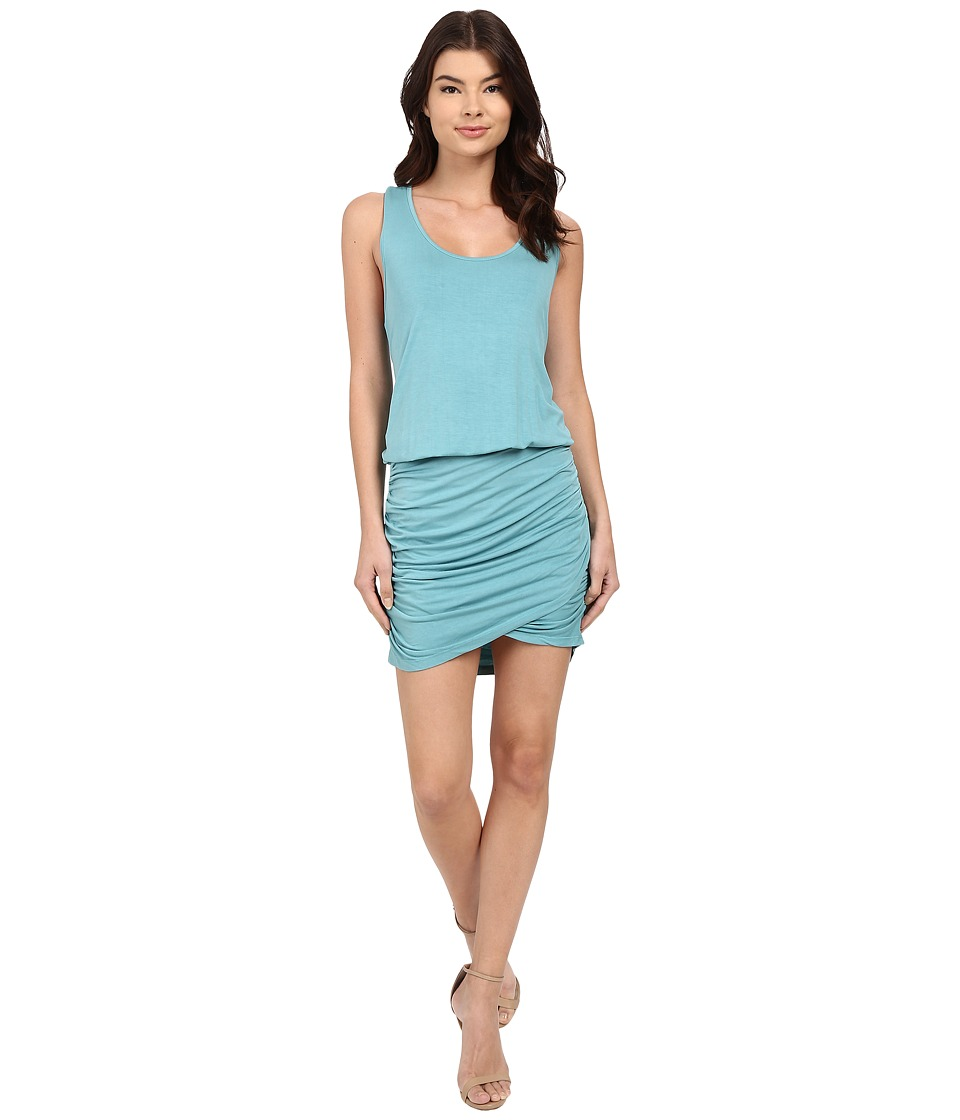 Young Fabulous & Broke - Elise Dress (Marine) Women's Dress