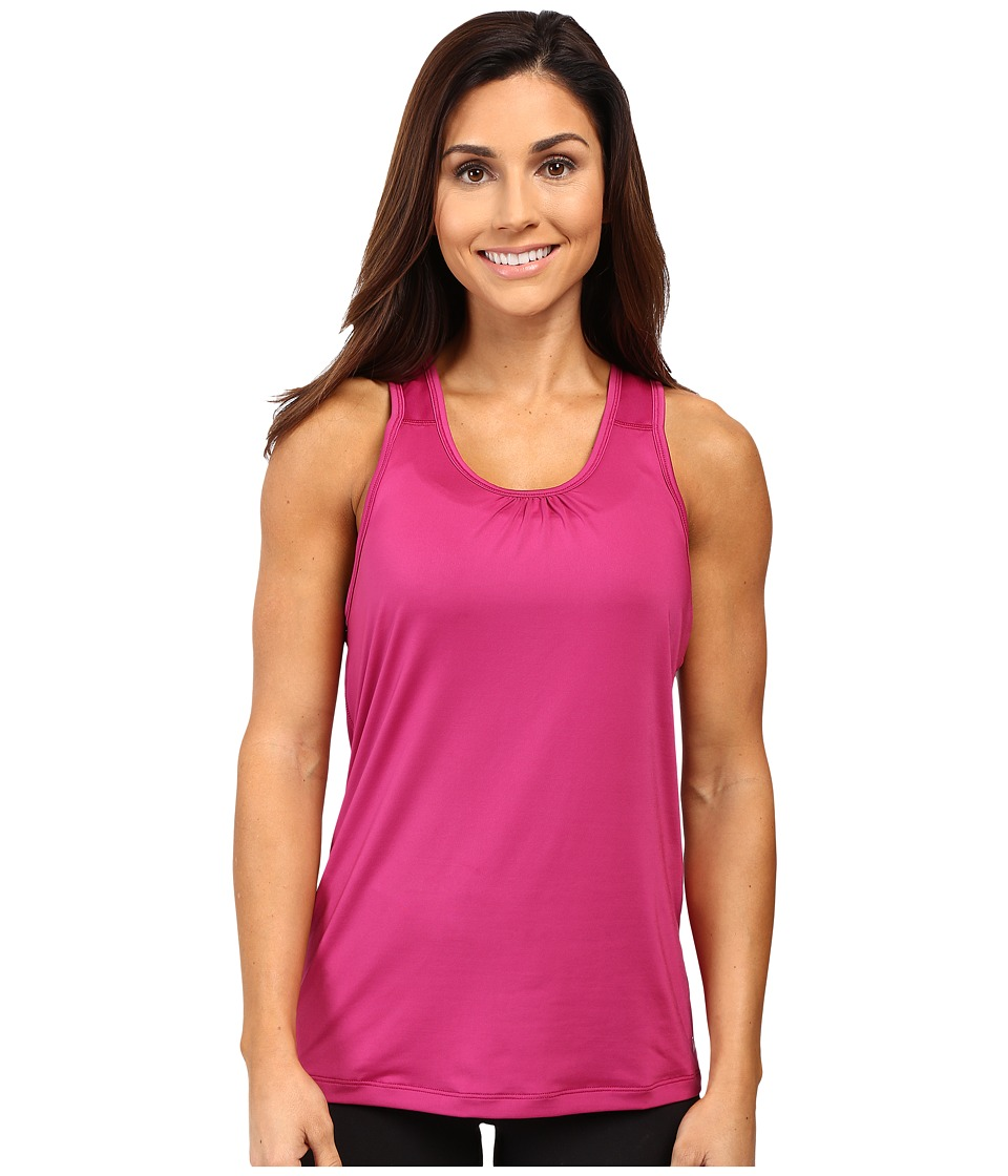 Skirt Sports - Free Flow Tank Top (Razz) Women's Sleeveless