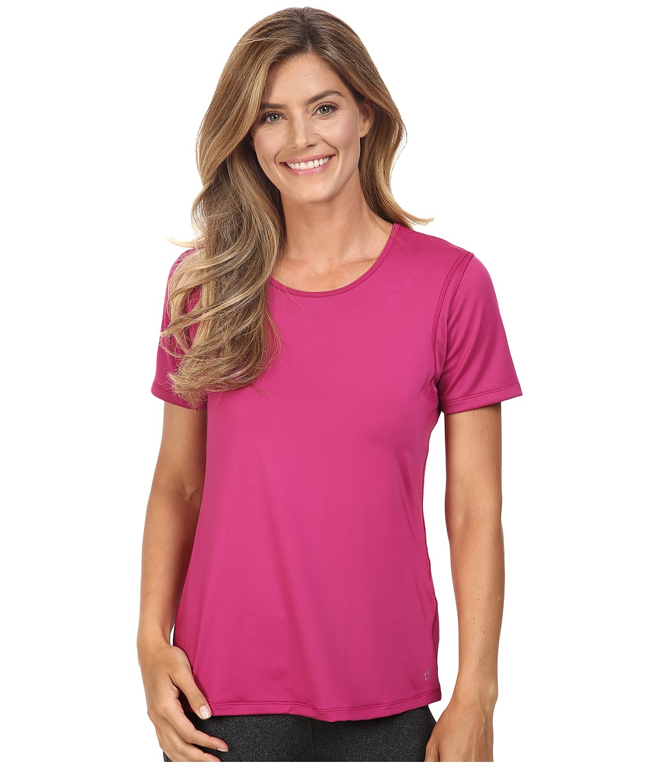 Skirt Sports - Free Flow Tee (Razz) Women's T Shirt