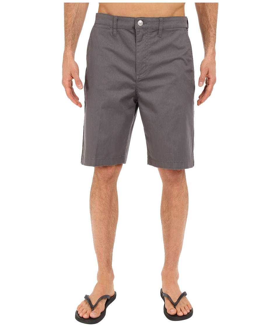 Quiksilver - Union Stretch Walkshorts (Castlerock) Men's Shorts