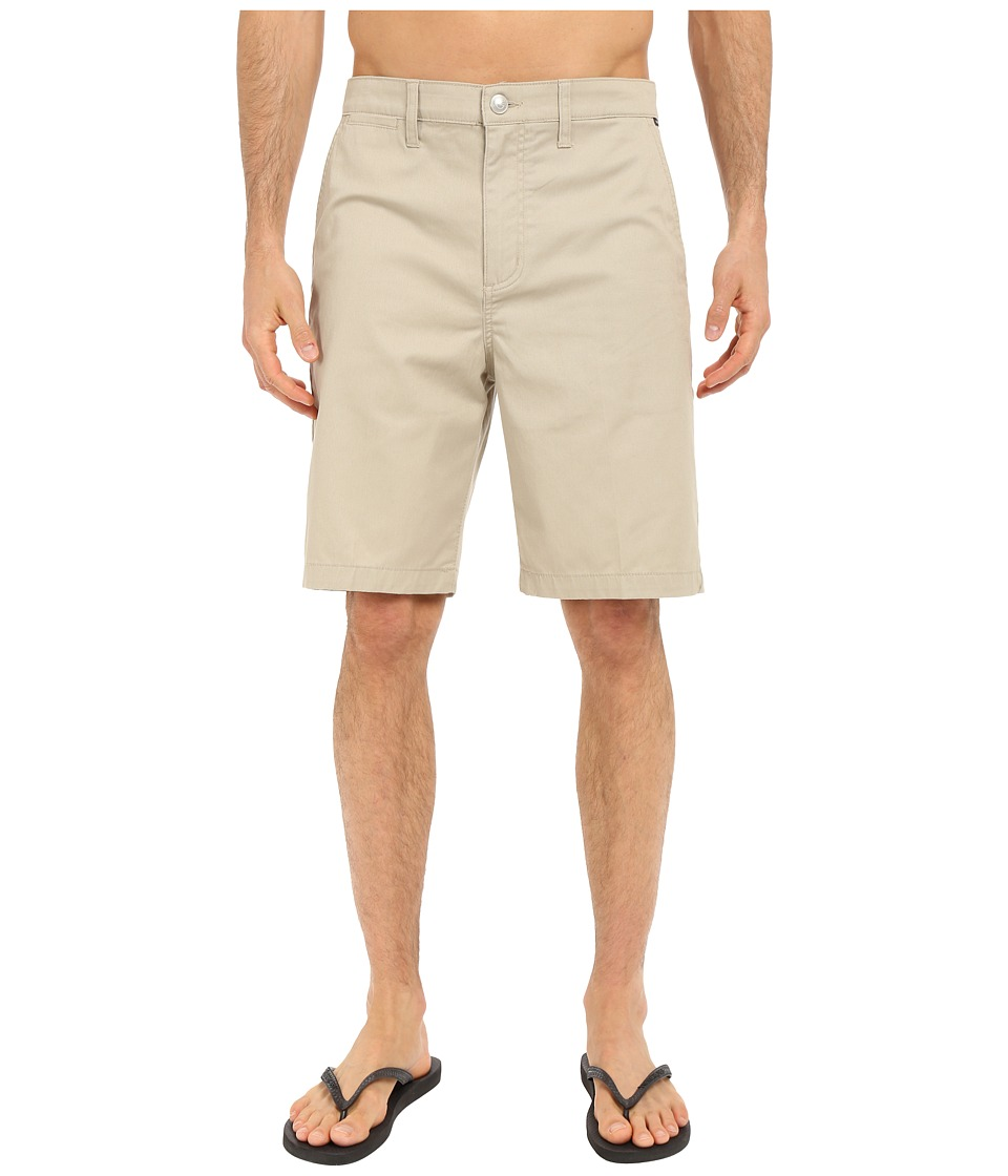 Quiksilver - Union Stretch Walkshorts (Plaza Taupe) Men's Shorts