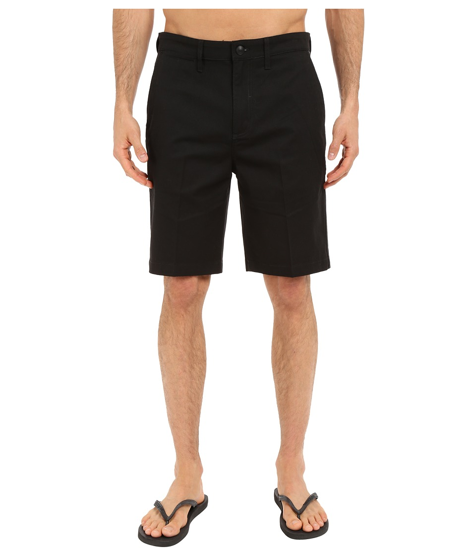 Quiksilver - Union Stretch Walkshorts (Anthracite) Men's Shorts