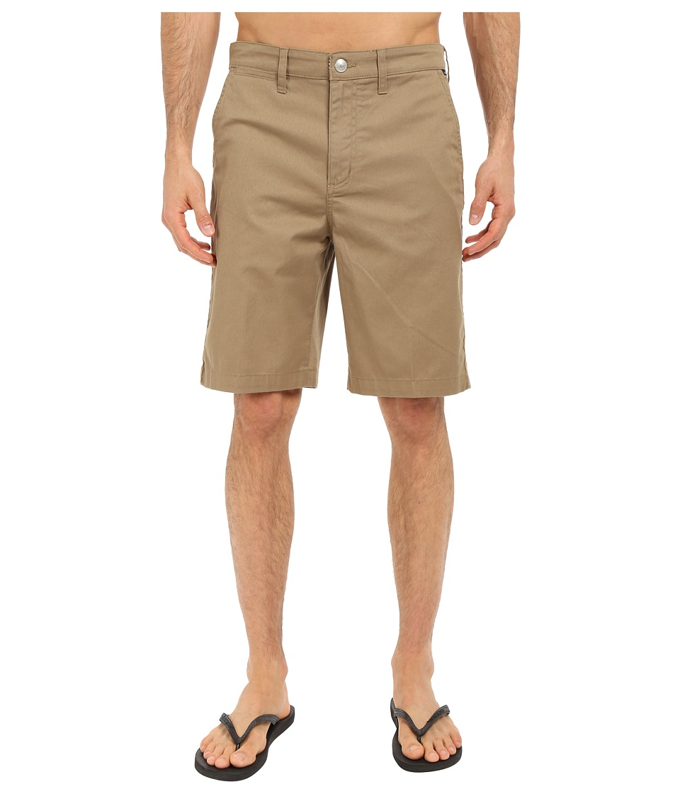 Quiksilver - Union Stretch Walkshorts (Elmwood) Men's Shorts