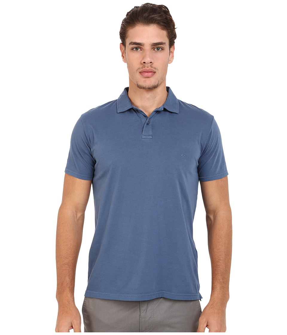 Quiksilver - Sun Cruise Knit Top (Dark Denim) Men