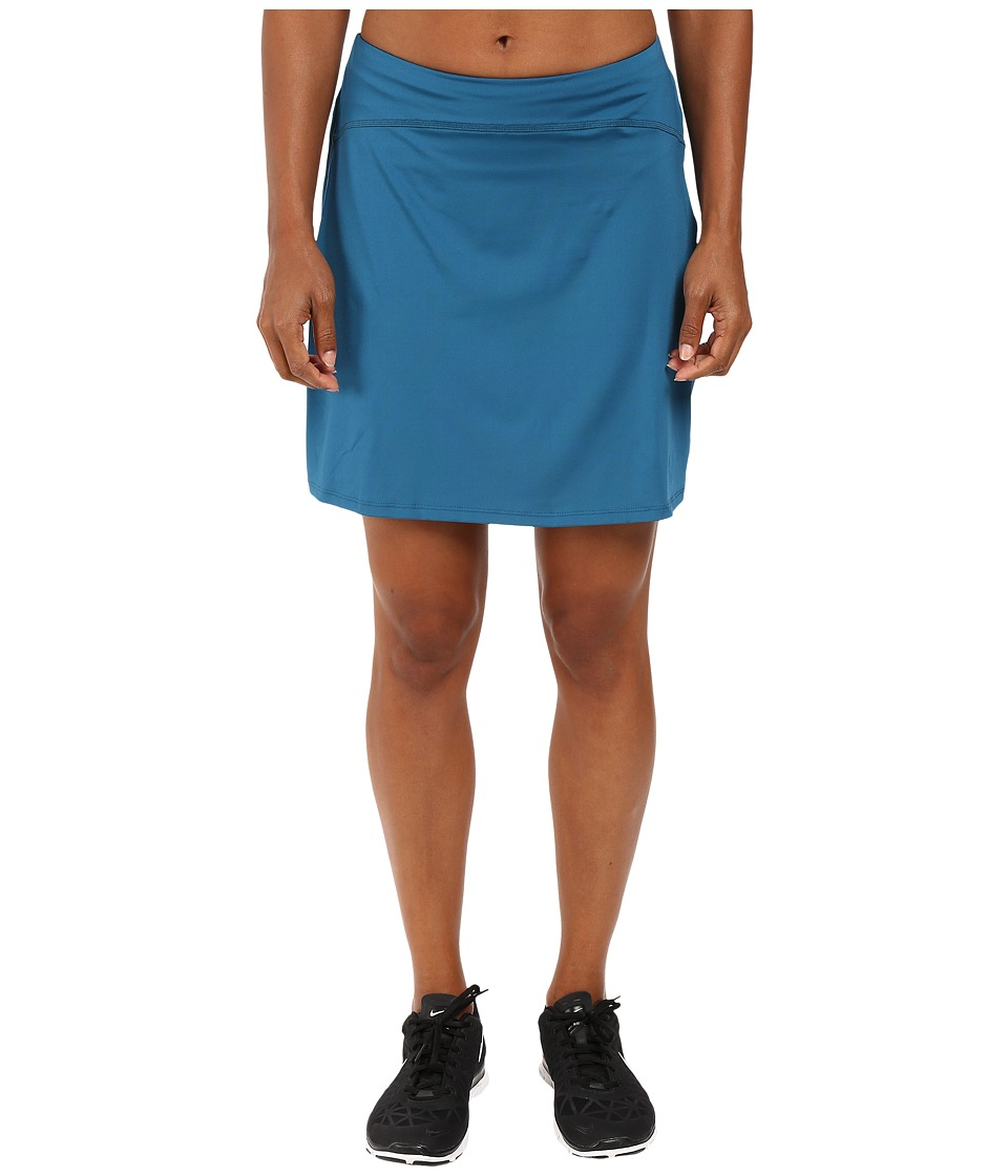 Skirt Sports - Happy Girl Skirt (Brilliant Blue) Women's Skort