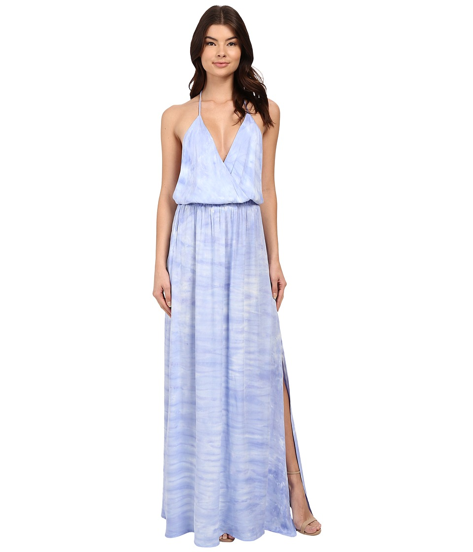 Young Fabulous & Broke - Nala Maxi (Iris Ripple Wash) Women's Dress
