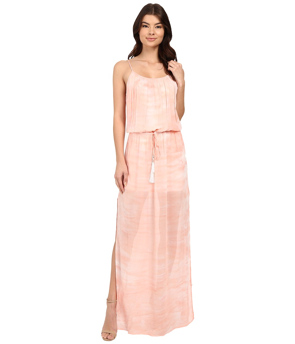 Young Fabulous & Broke - Minx Maxi (Melon Ripple Wash) Women's Dress