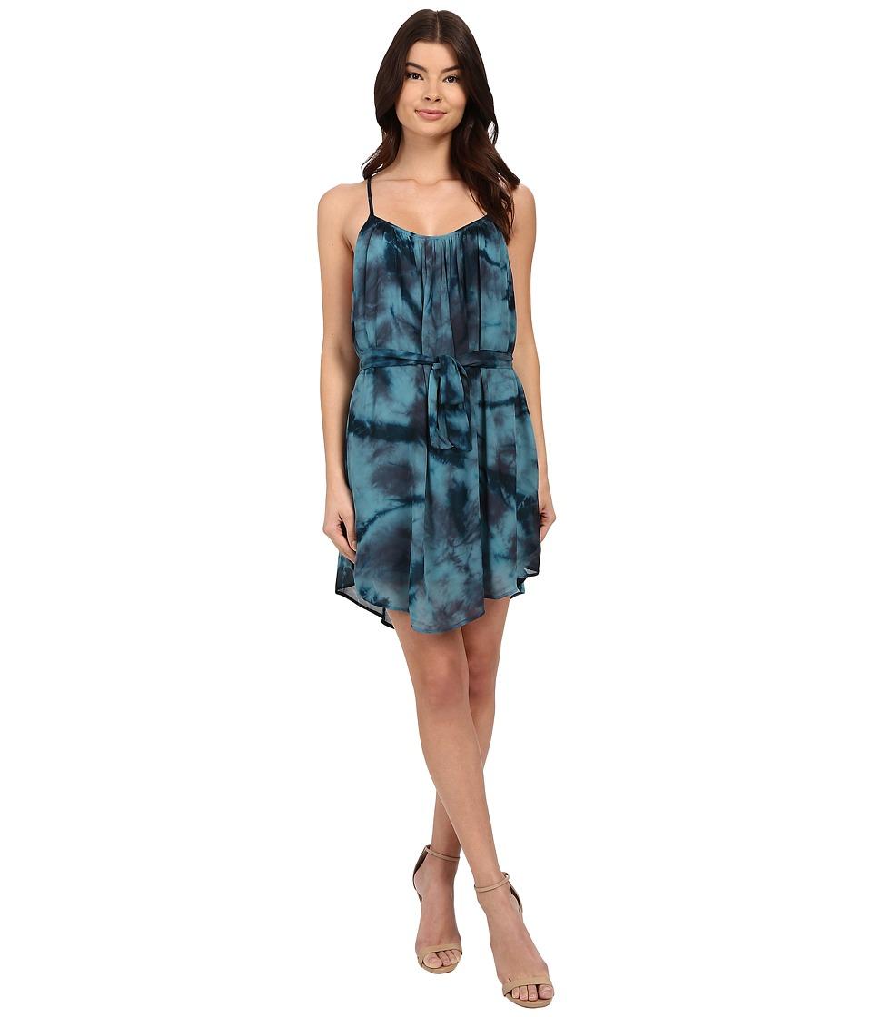 Young Fabulous & Broke - Madrina Dress (Marine Dreamer Wash) Women's Dress