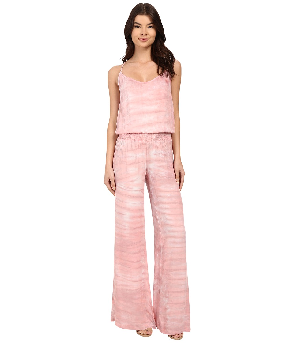 Young Fabulous & Broke - Macao Jumpsuit (Mauve Ripple Wash) Women's Jumpsuit & Rompers One Piece