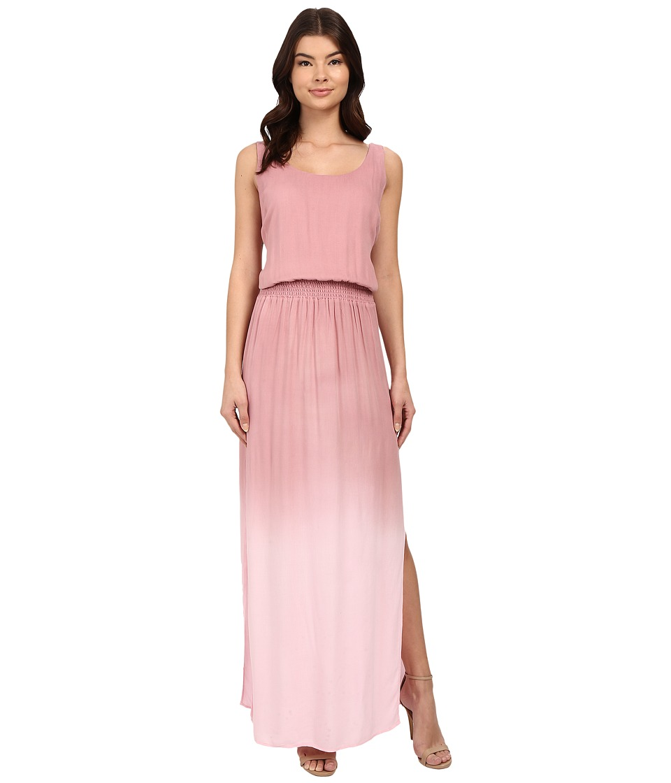 Young Fabulous & Broke - Marco Maxi (Mauve Ombre) Women's Dress