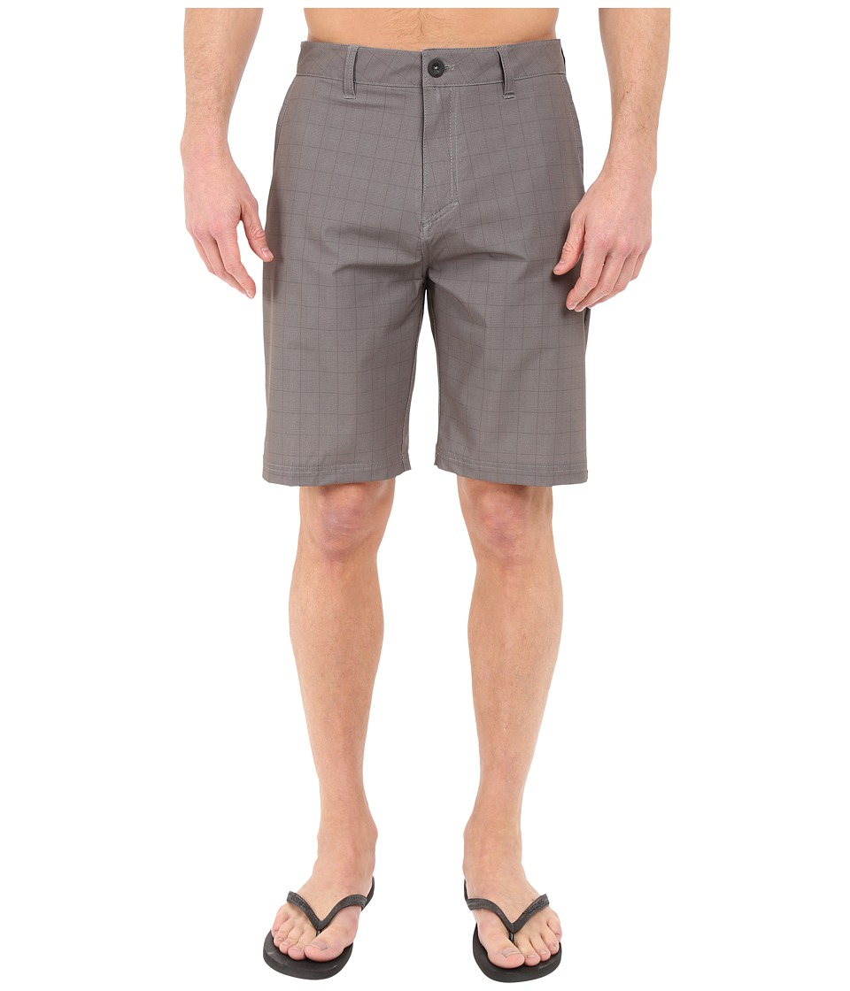 Quiksilver - Neolithi Camp 21 Walkshorts (Steeple) Men's Shorts