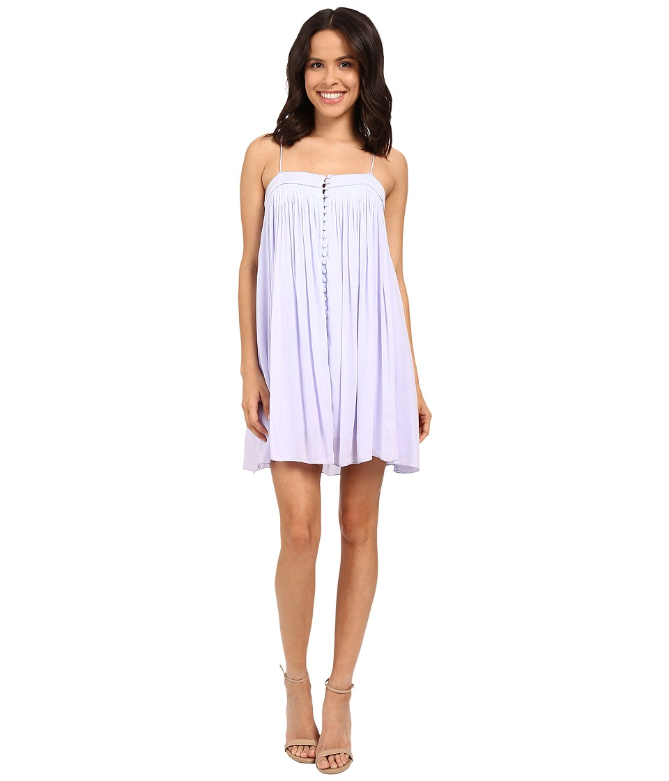 Young Fabulous & Broke - Bevy Dress (Lavender) Women's Dress
