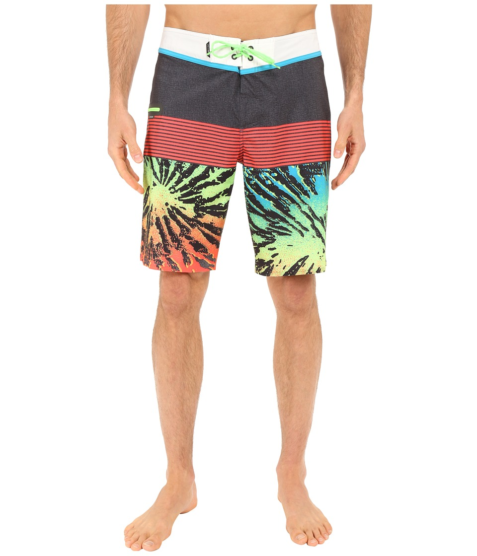 Quiksilver - Division Mix 20 Boardshorts (Tarmac) Men's Swimwear