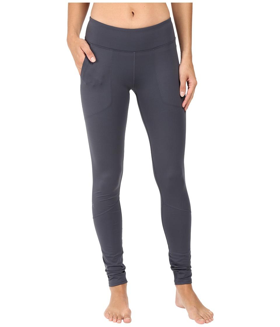 Under Armour Golf Links Pocket Leggings (Stealth Gray/Stealth Gray/Stealth Gray) Women