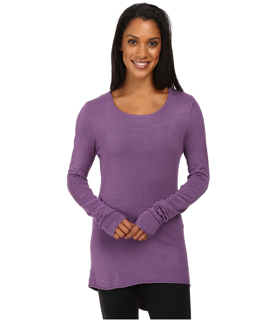 Soybu - Yvette Tunic (Silver Plum) Women's Blouse