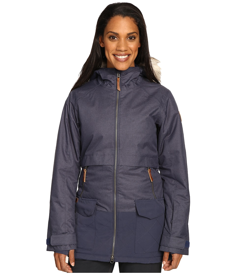 Columbia Catacomb Crest Parka (Nocturnal) Women