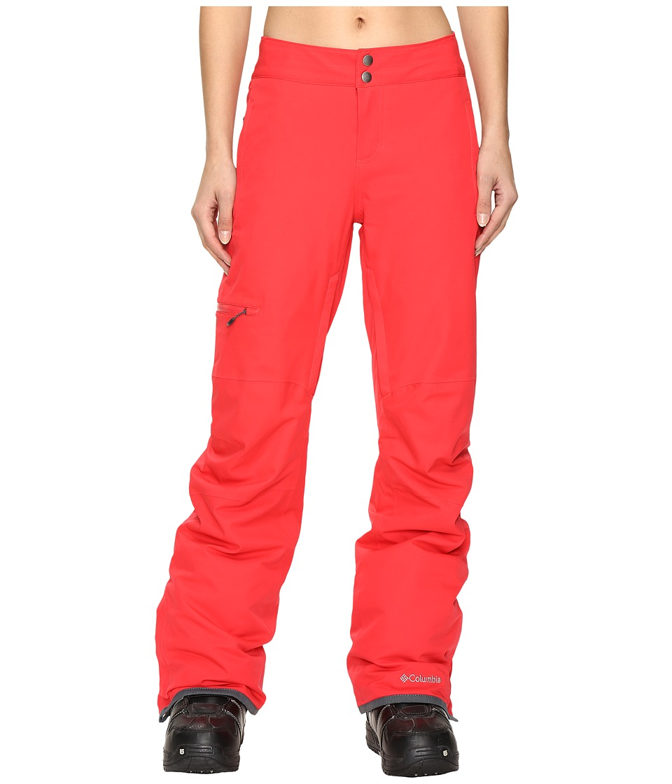 Columbia - Veloca Vixen Pants (Red Camellia) Women's Casual Pants