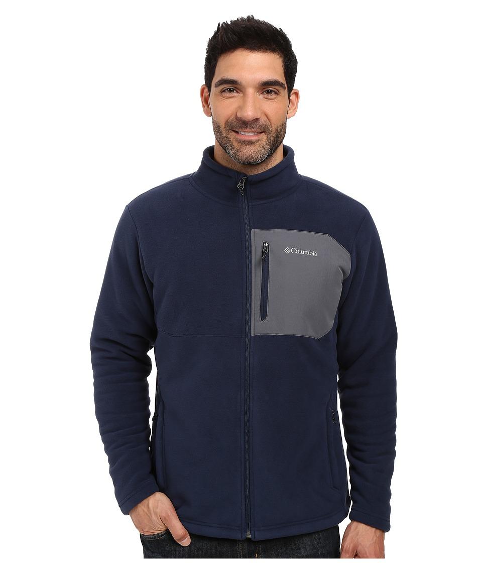 Columbia - Teton Peak Jacket (Collegiate Navy) Men's Coat