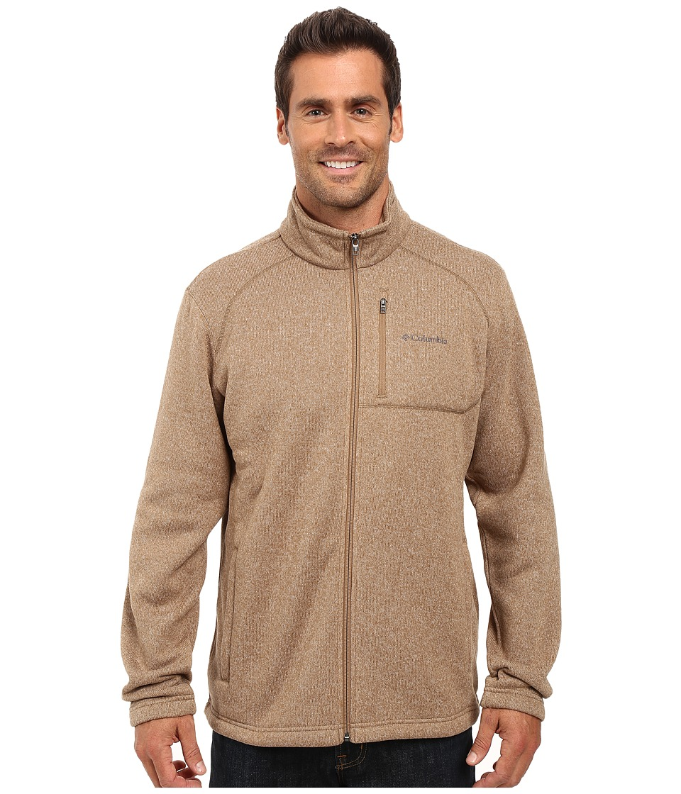 Columbia Horizon Divide Jacket (Delta Heather) Men