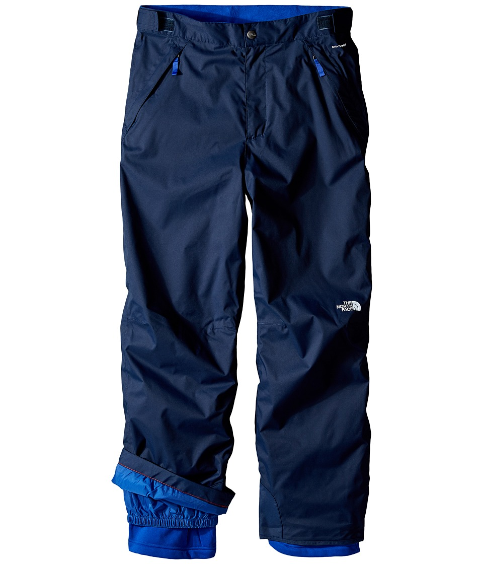 The North Face Kids - Snowquest Triclimate Pants (Little Kids/Big Kids) (Cosmic Blue) Boy's Outerwear