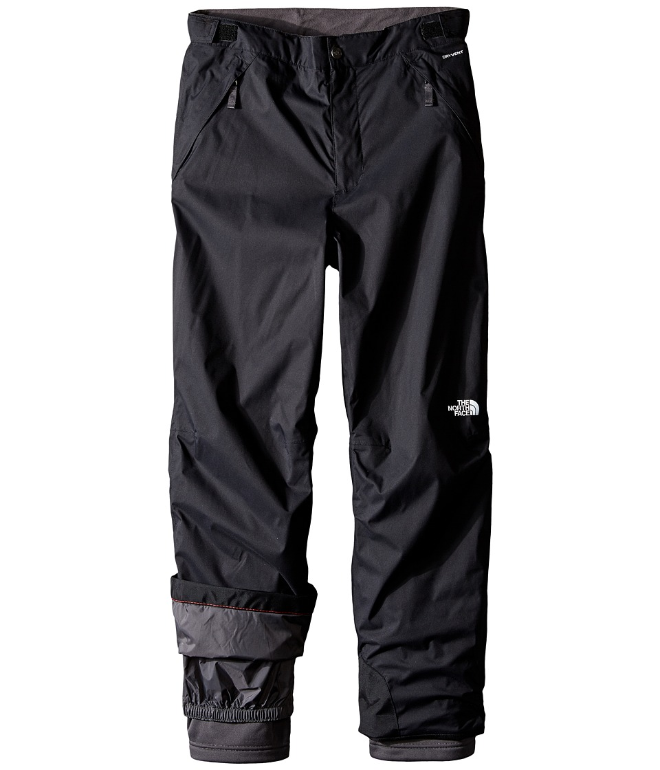 The North Face Kids - Snowquest Triclimate Pants (Little Kids/Big Kids) (TNF Black/Graphite Grey) Boy's Outerwear