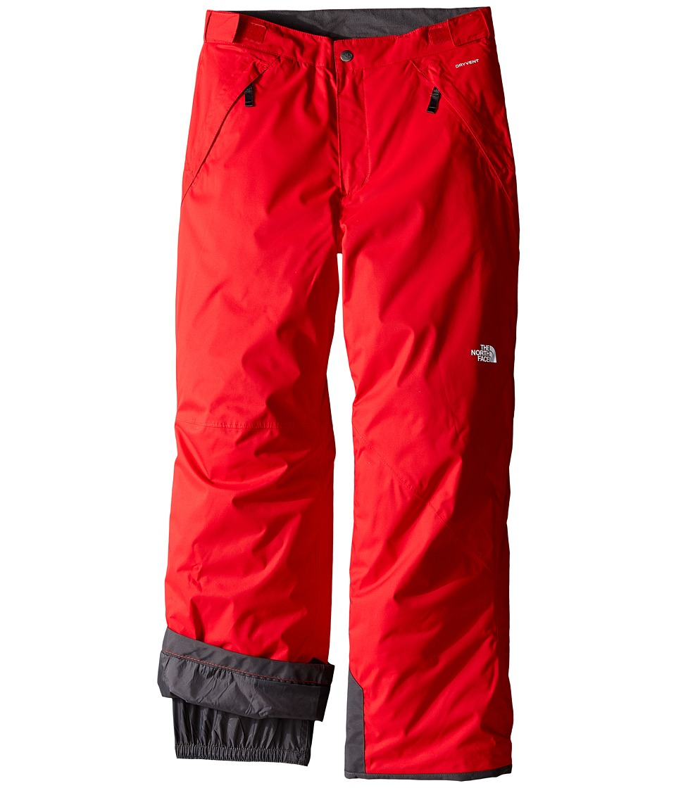 The North Face Kids - Freedom Insulated Pants (Little Kids/Big Kids) (TNF Red) Boy's Casual Pants
