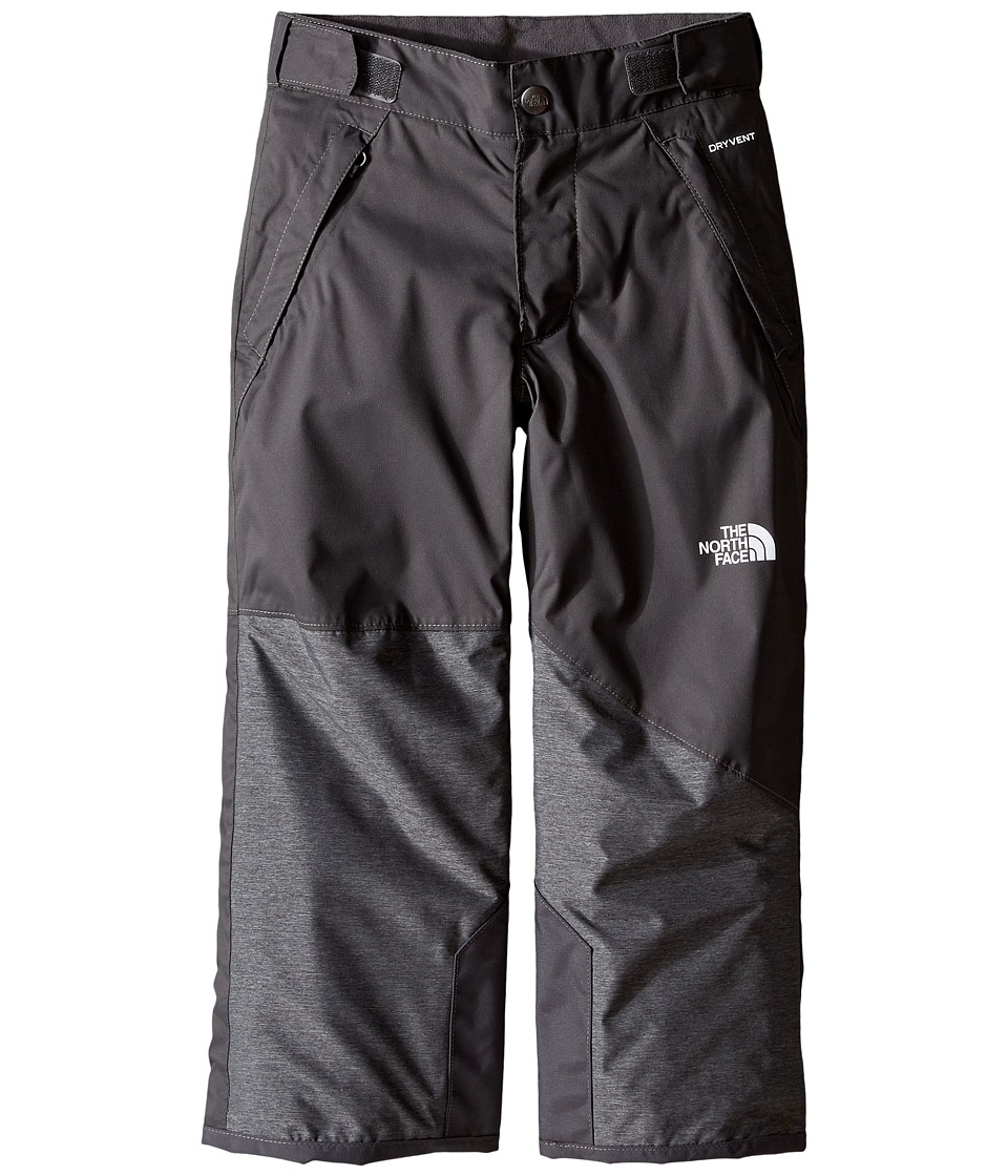 The North Face Kids - Freedom Insulated Pants (Little Kids/Big Kids) (Graphite Grey) Boy's Casual Pants