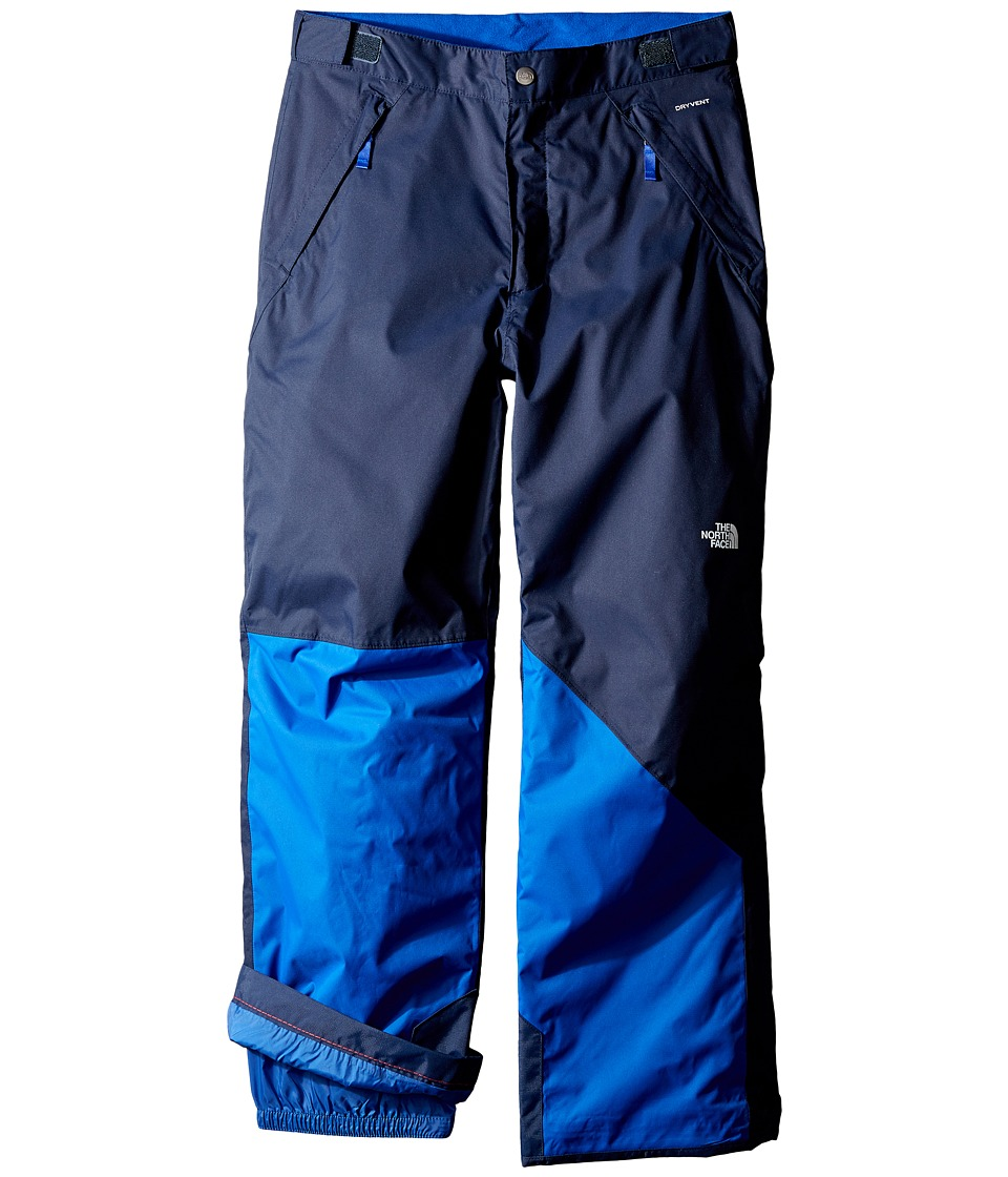 The North Face Kids - Freedom Insulated Pants (Little Kids/Big Kids) (Cosmic Blue) Boy's Casual Pants