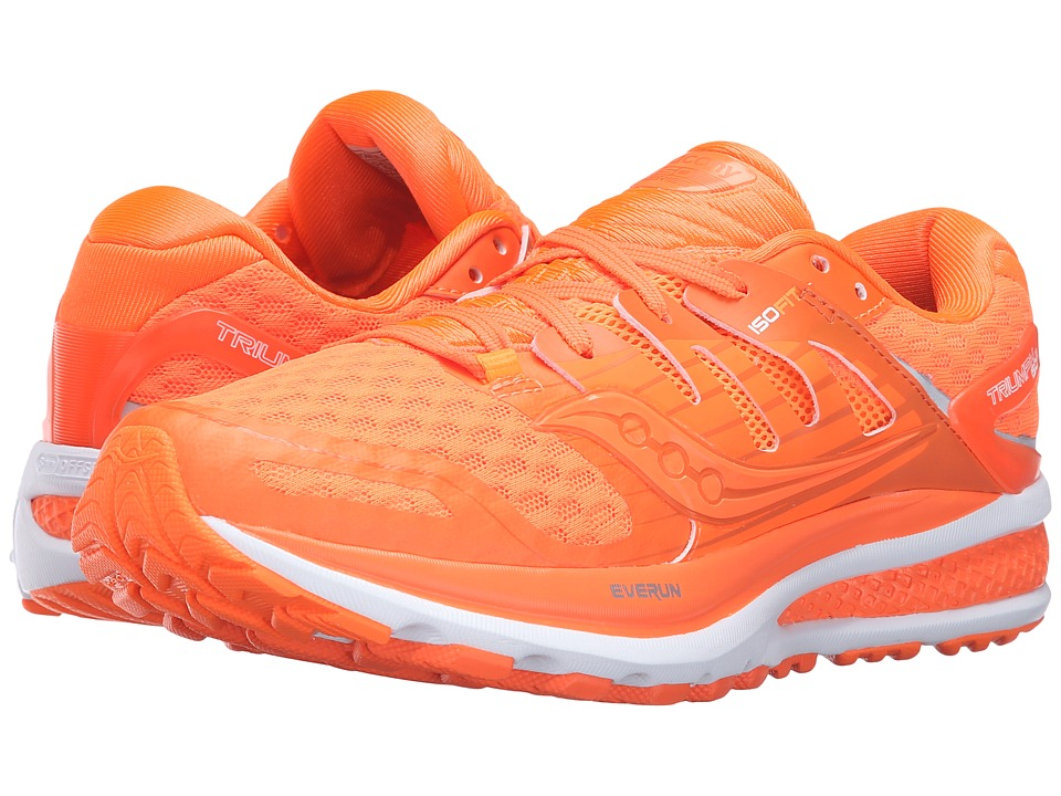 Saucony - Triumph ISO 2 (Outkick Orange) Women's Shoes