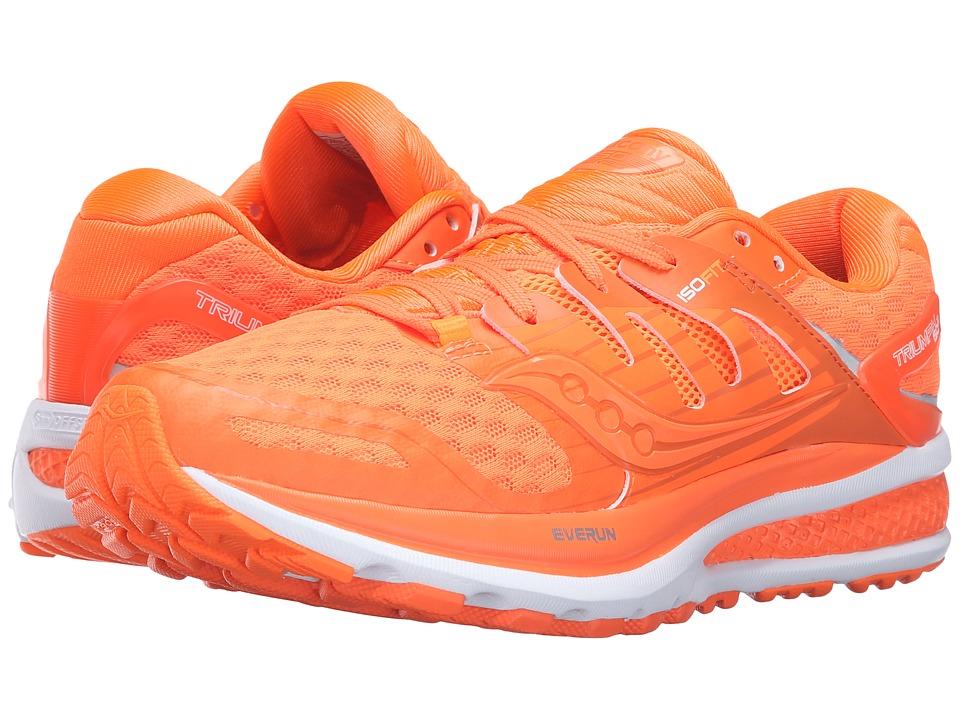 Saucony Triumph ISO 2 (Outkick Orange) Women